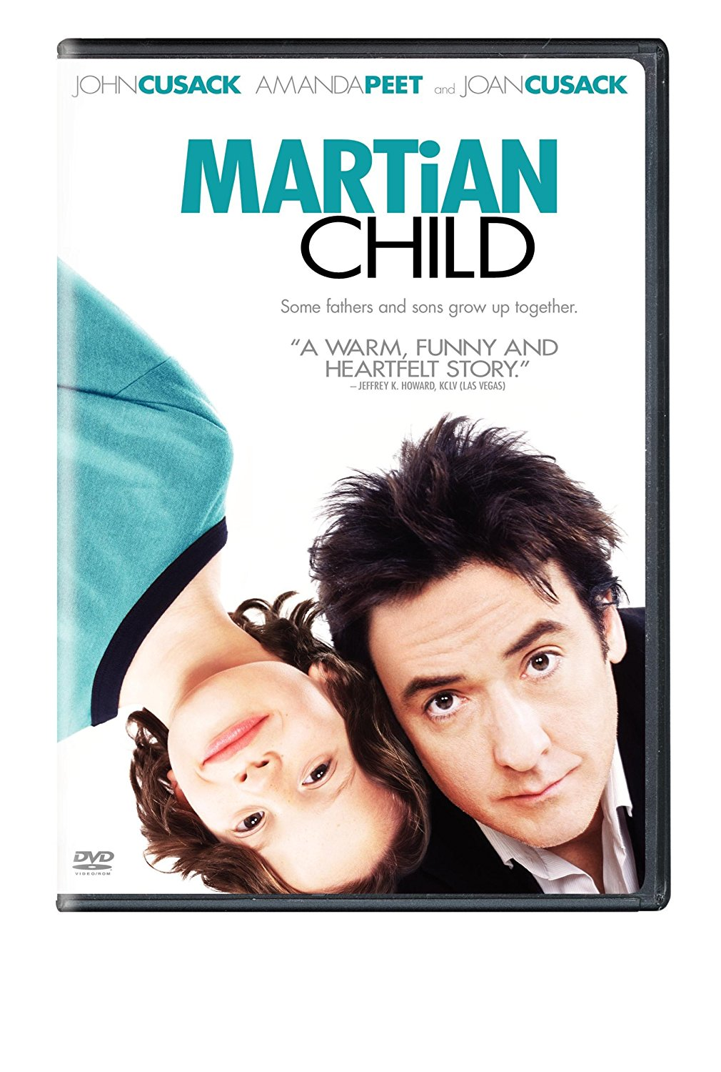 Martian Child, a clean inspiring movie on Netflix