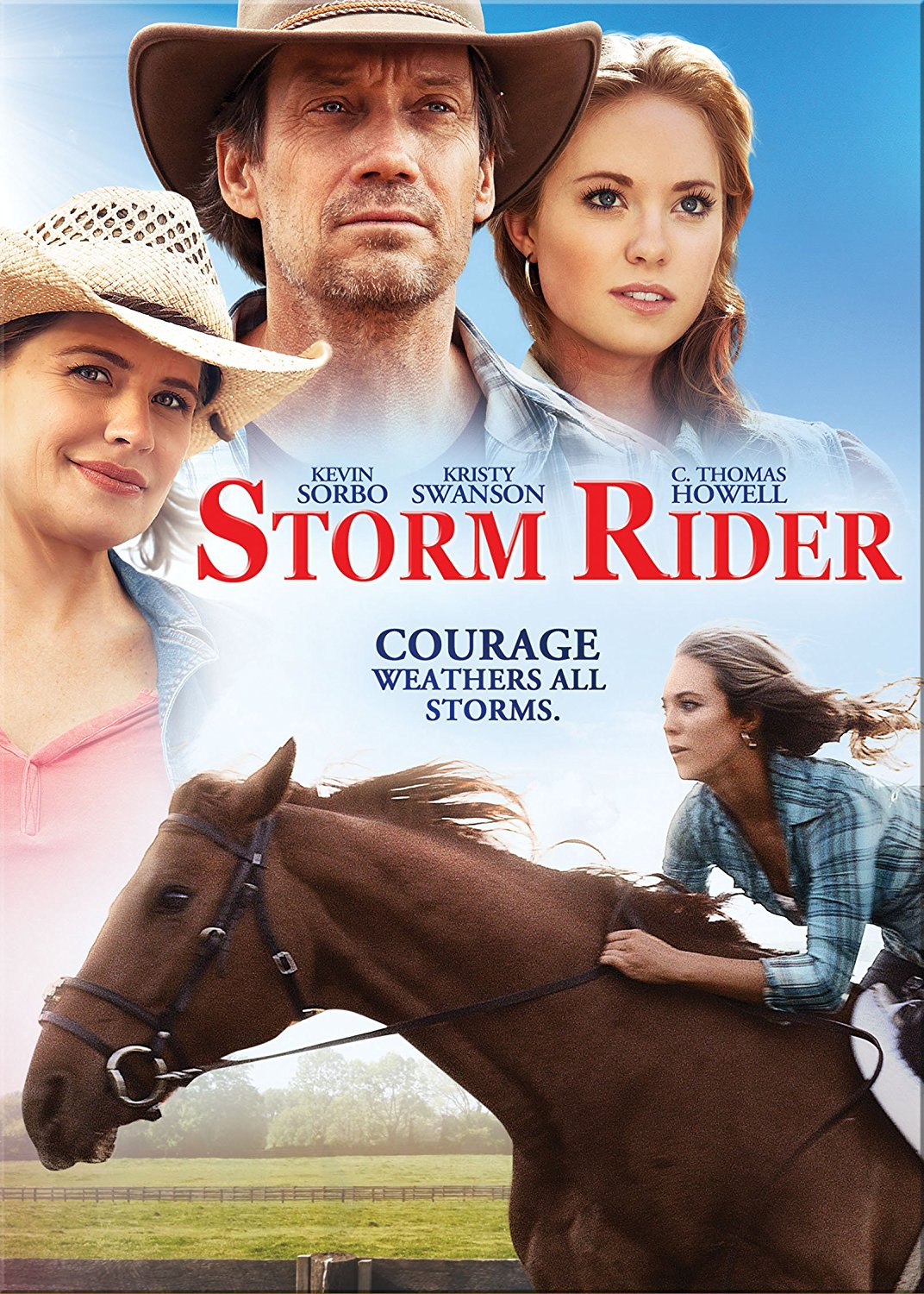 Storm Rider, clean inspiring movie on Netflix