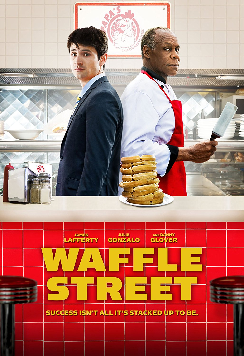 Waffle Street, a clean inspiring movie on Netflix