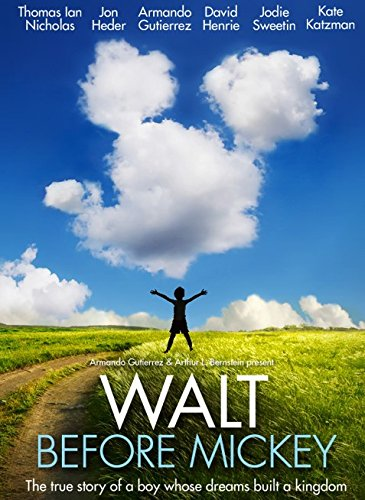 Walt before Disney, a clean inspiring movie on Netflix