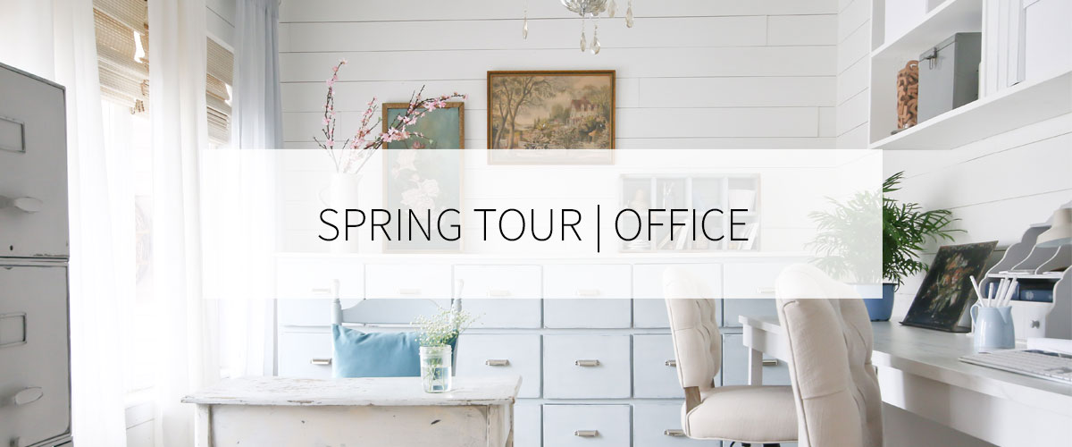 Spring Office Refresh