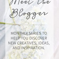 MEET THE BLOGGER SERIES | Sincerely, Sara D.
