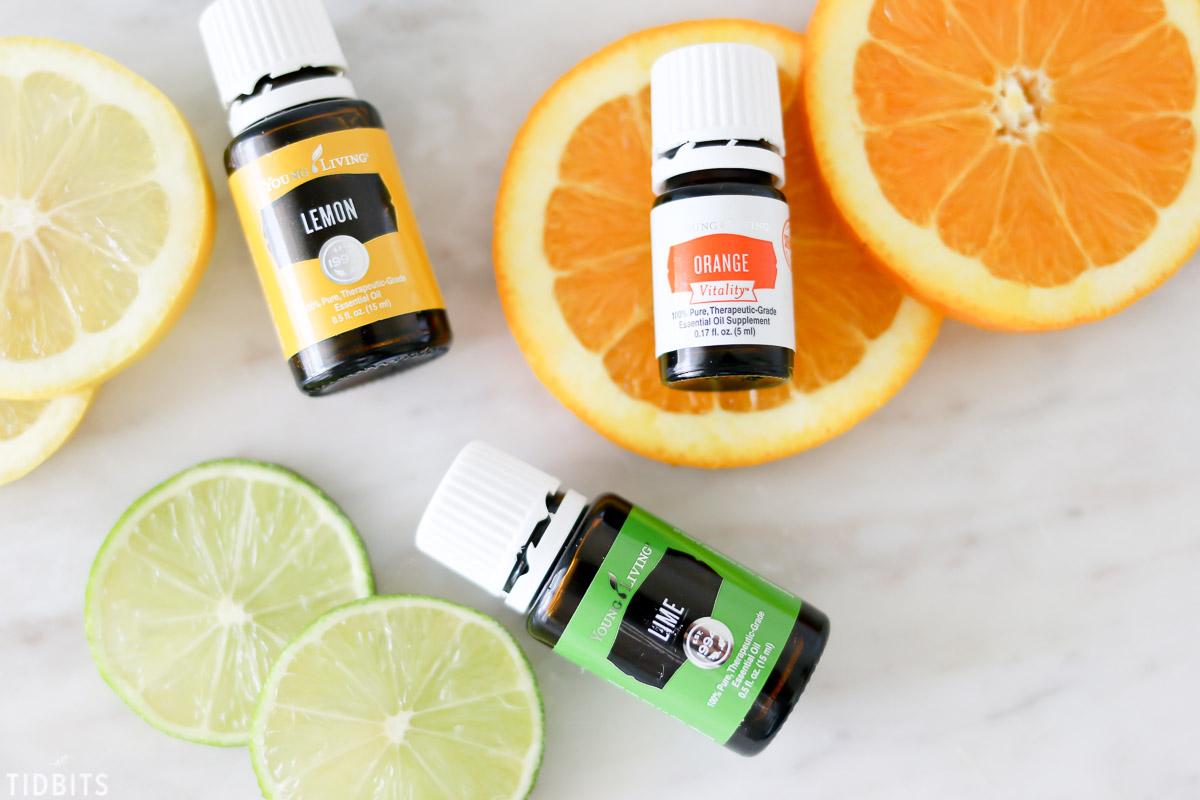 All Natural Essential Oil Citrus Room Spray