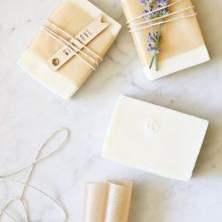 3 Ideas for Packaging Handmade Soap