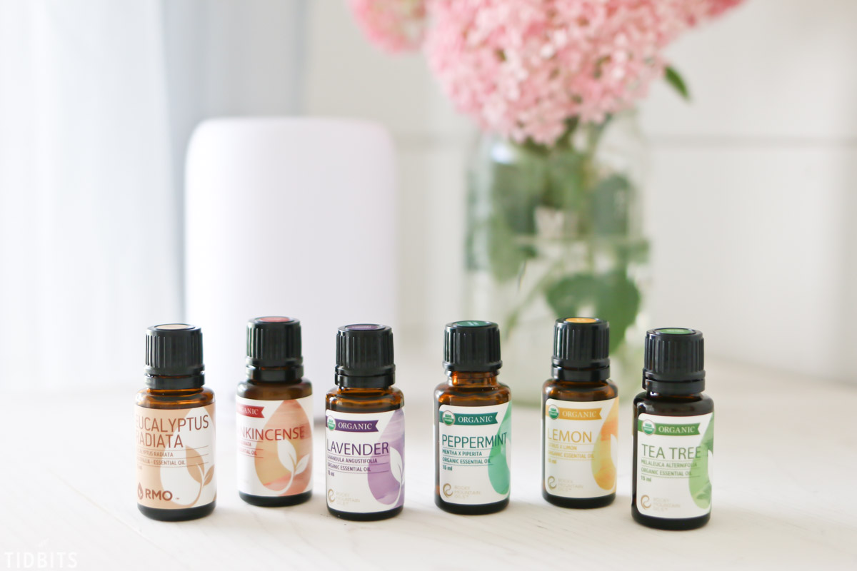 6 favorite rocky mountain essential oils