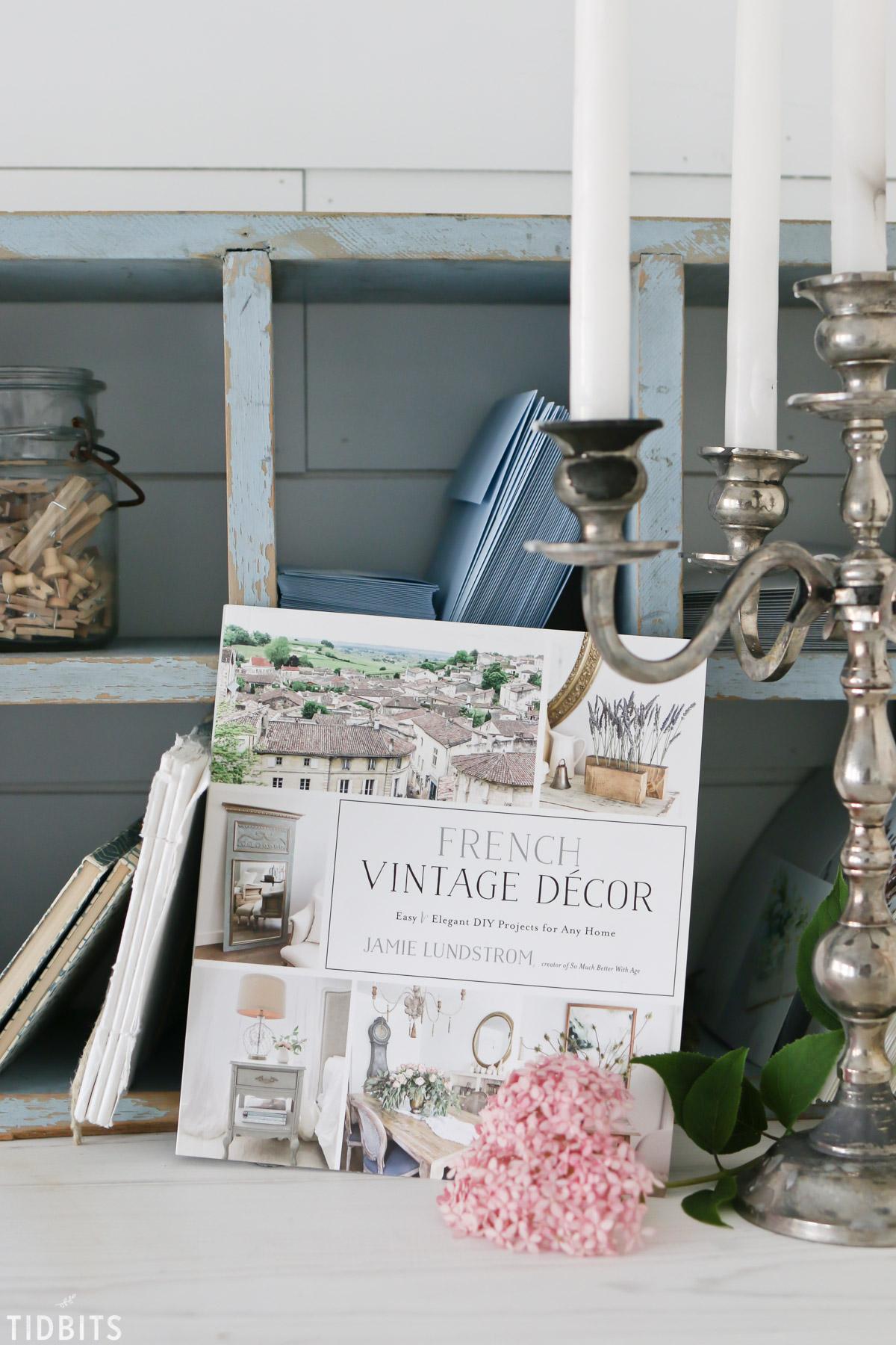 French Vintage Decor book review