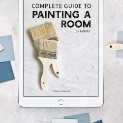 COMPLETE GUIDE TO PAINTING A ROOM