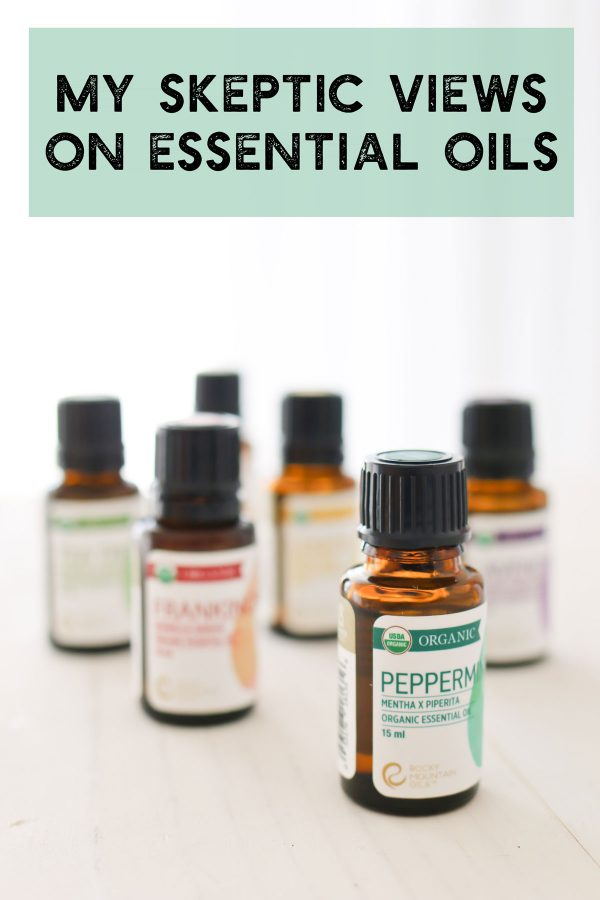 benefits on essential oils