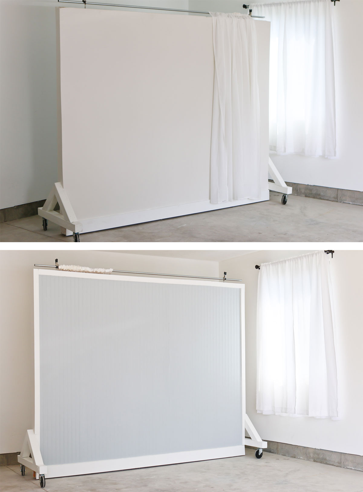 Diy Wall On Wheels Photography Studio Backdrop Tidbits