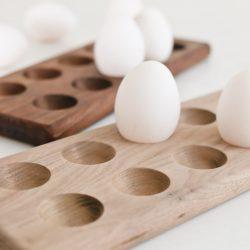 DIY Wooden Egg Holders