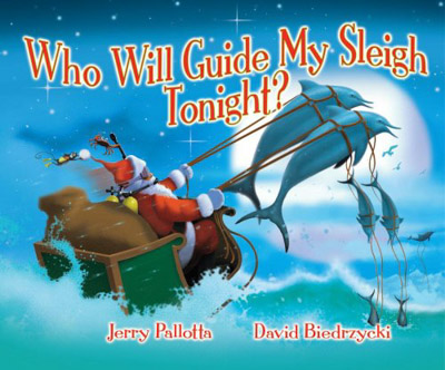 who will guide my sleigh tonight