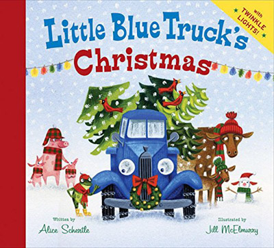 little blue trucks christmas