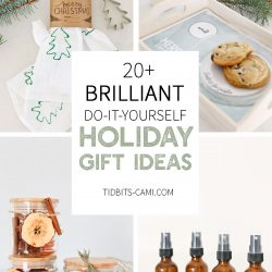 20+ Brilliant DIY Gift Ideas