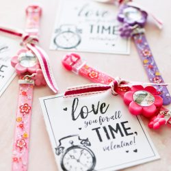 Love You for All Time, Valentine | Free Printables
