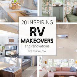 20 Inspiring RV Makeovers