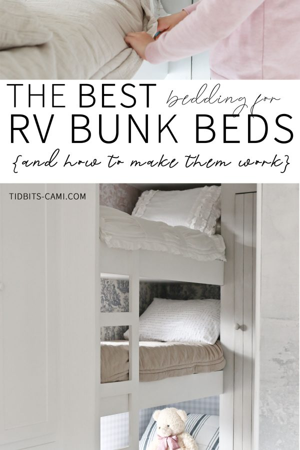 RV Bedding and Bunk bedding - Beddy's Beds