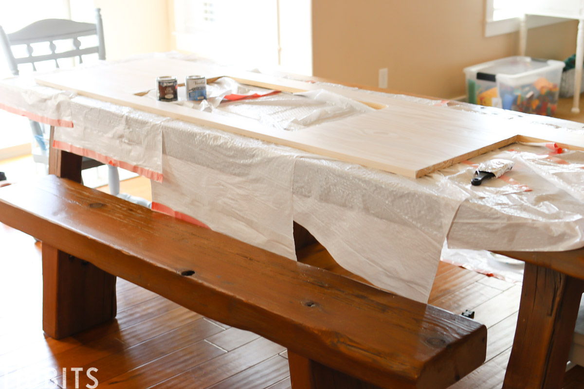 Sealing wood countertops for RV