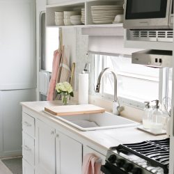 RV Renovation | Kitchen Details