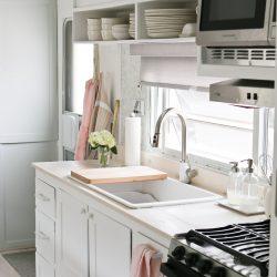 RV Renovation | Kitchen Details