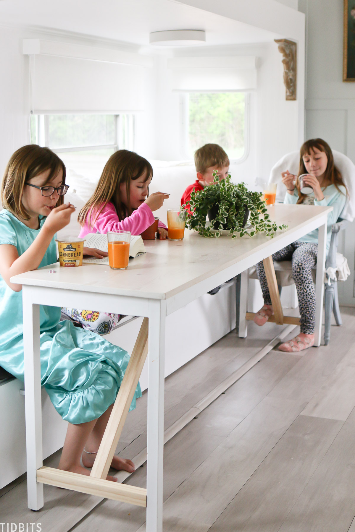 Camping breakfast ideas for families