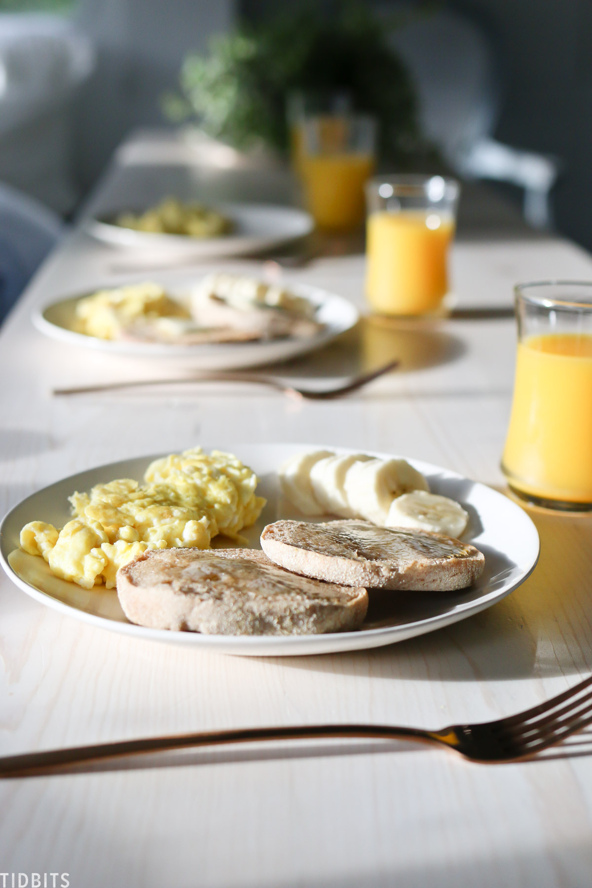 healthy and easy camping breakfast ideas