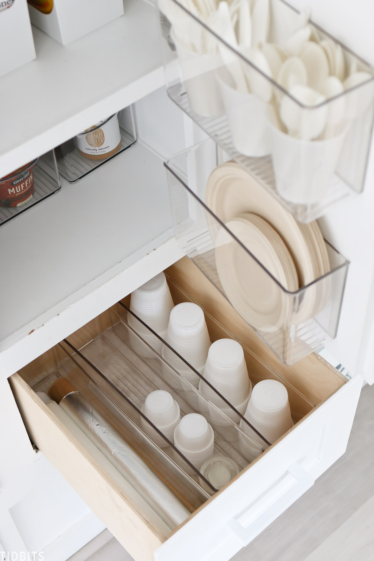 Paper product organization