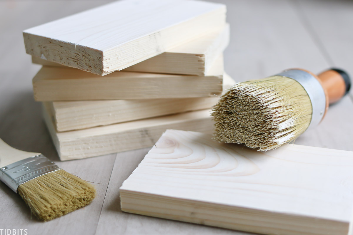 How To Whitewash Wood The Best 2 Techniques Tidbits