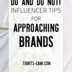 Do and Do NOT: Influencer Tips for Approaching Brands