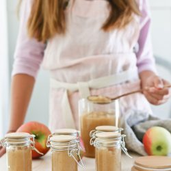 Flavor Bomb Stovetop Applesauce | No Sugar Added