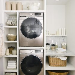 European Organic Laundry Room Design Reveal