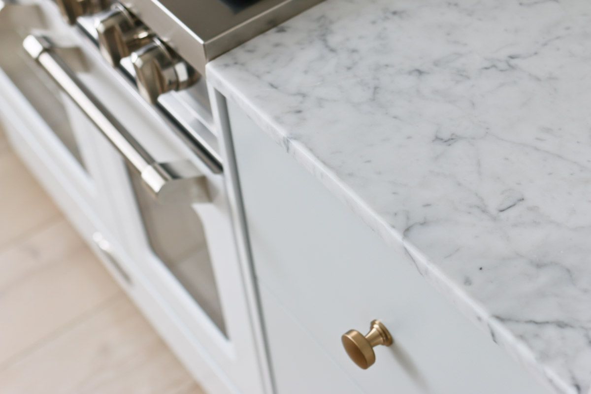 How to Cut, Hone and Install Marble Yourself - Get the Look for