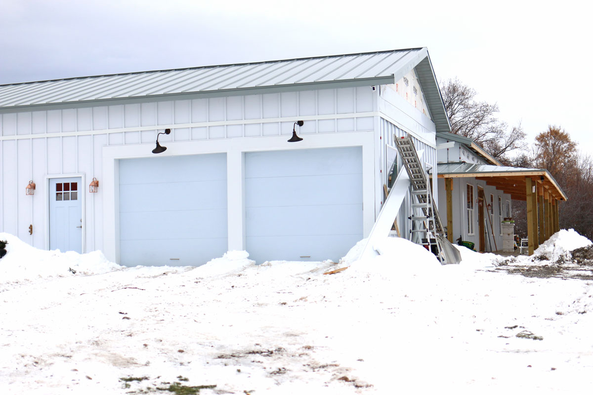 Cost of our Pole Barn Home