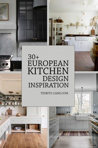 European Kitchen Design Inspiration