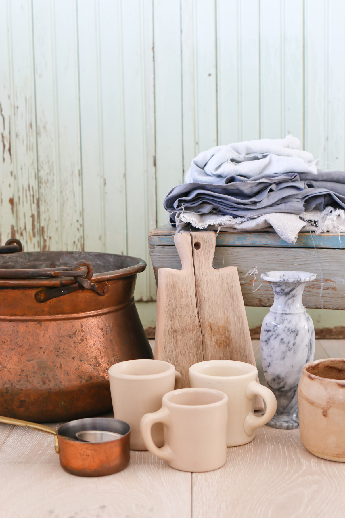 My Six Favorite Textures to Look for when I go Antique Shopping
