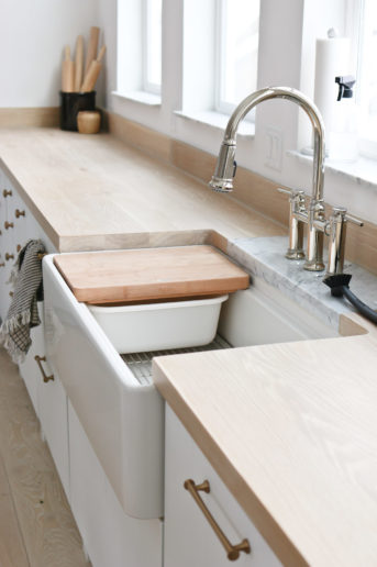 5 Reasons I LOVE my single basin sink