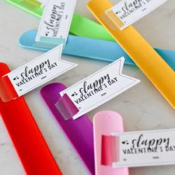 """Slappy"" Valentines Day | Free Printable"
