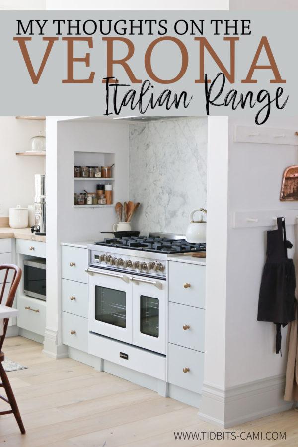 Verona Italian Range Review