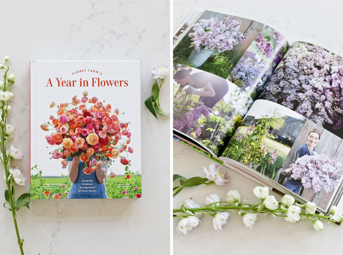 Floret Farm A Year in Flower Book Review