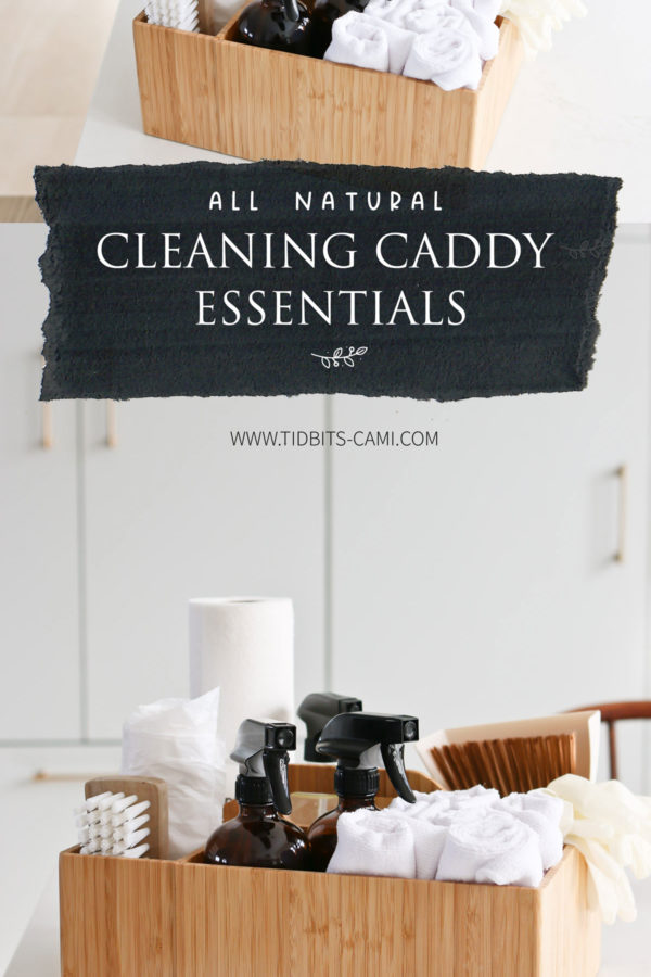 cleaning caddy essentials