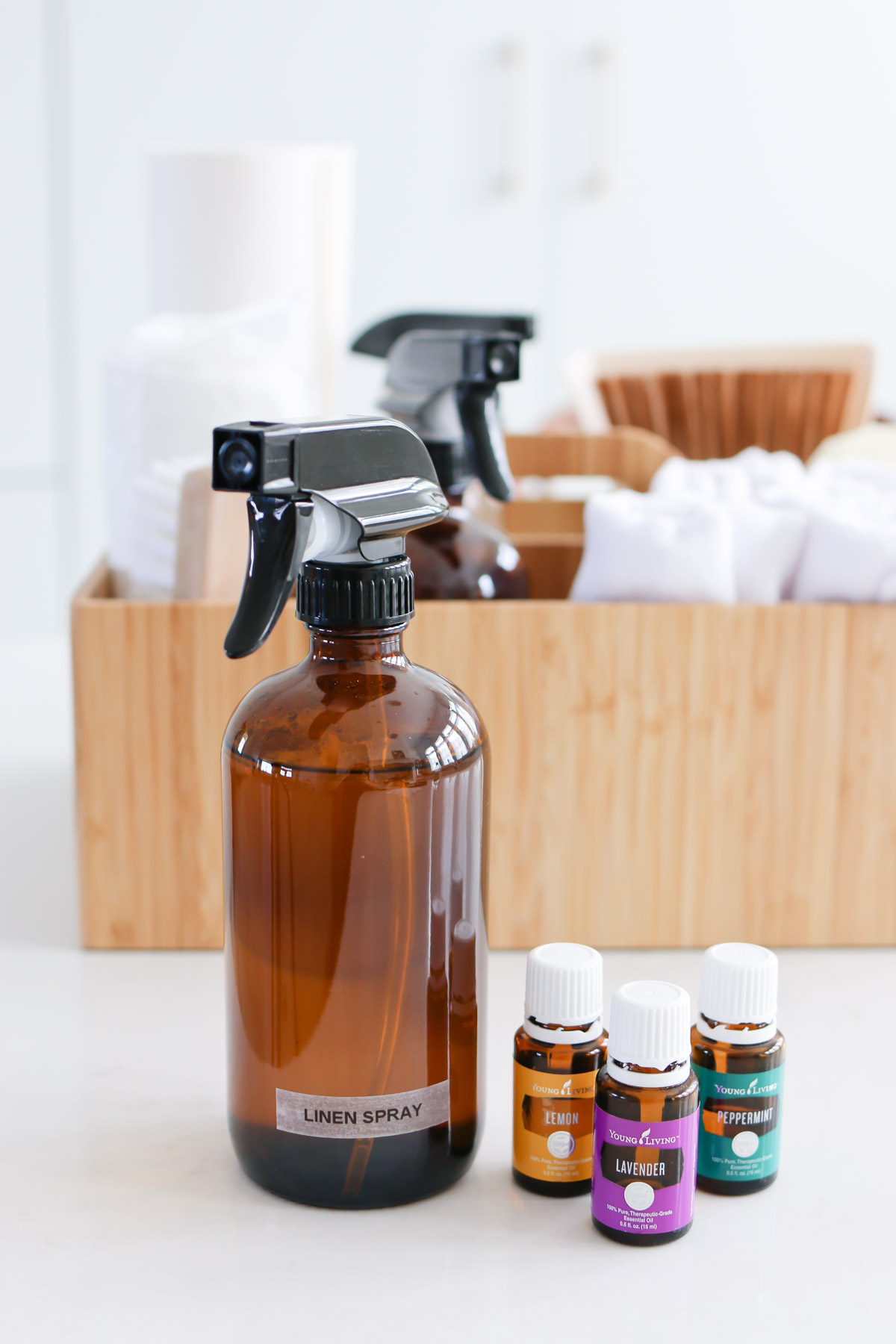how to make a linen spray