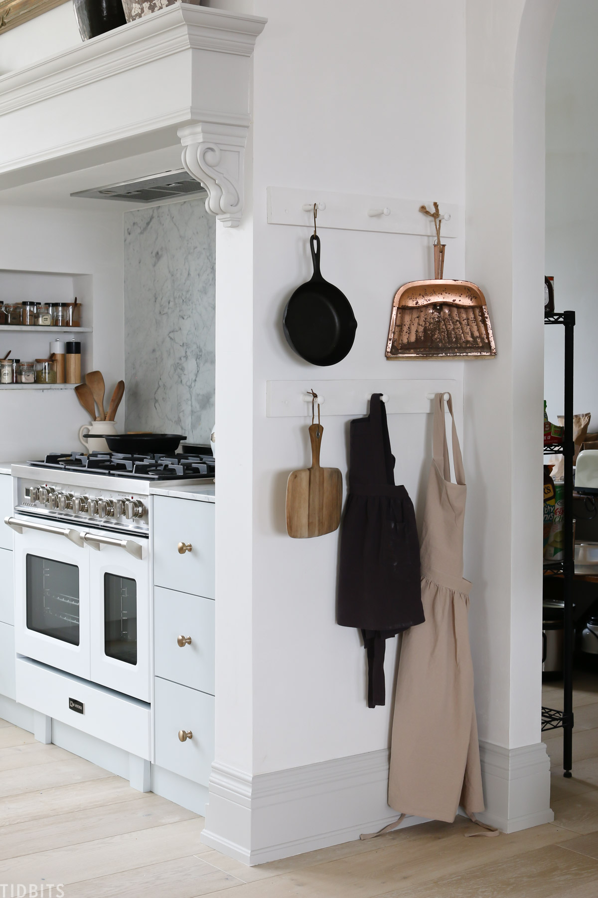 European Farmhouse Kitchen Design | Reveal Tour