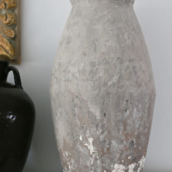 DIY Plaster Vase Makeover | Brand New to Old World Style