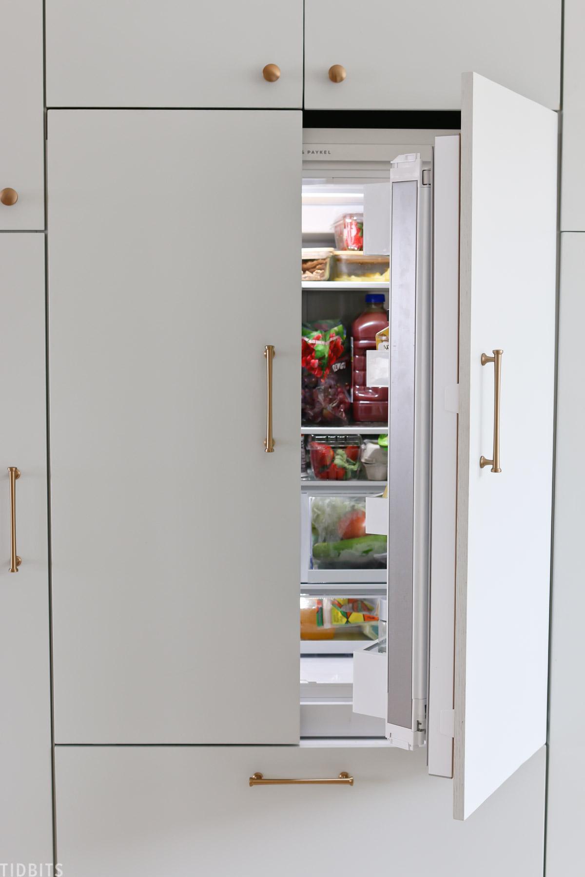panel ready refrigerator.