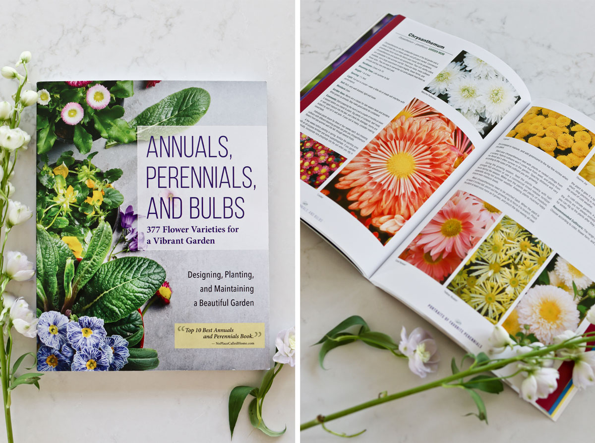 Flower Book Review