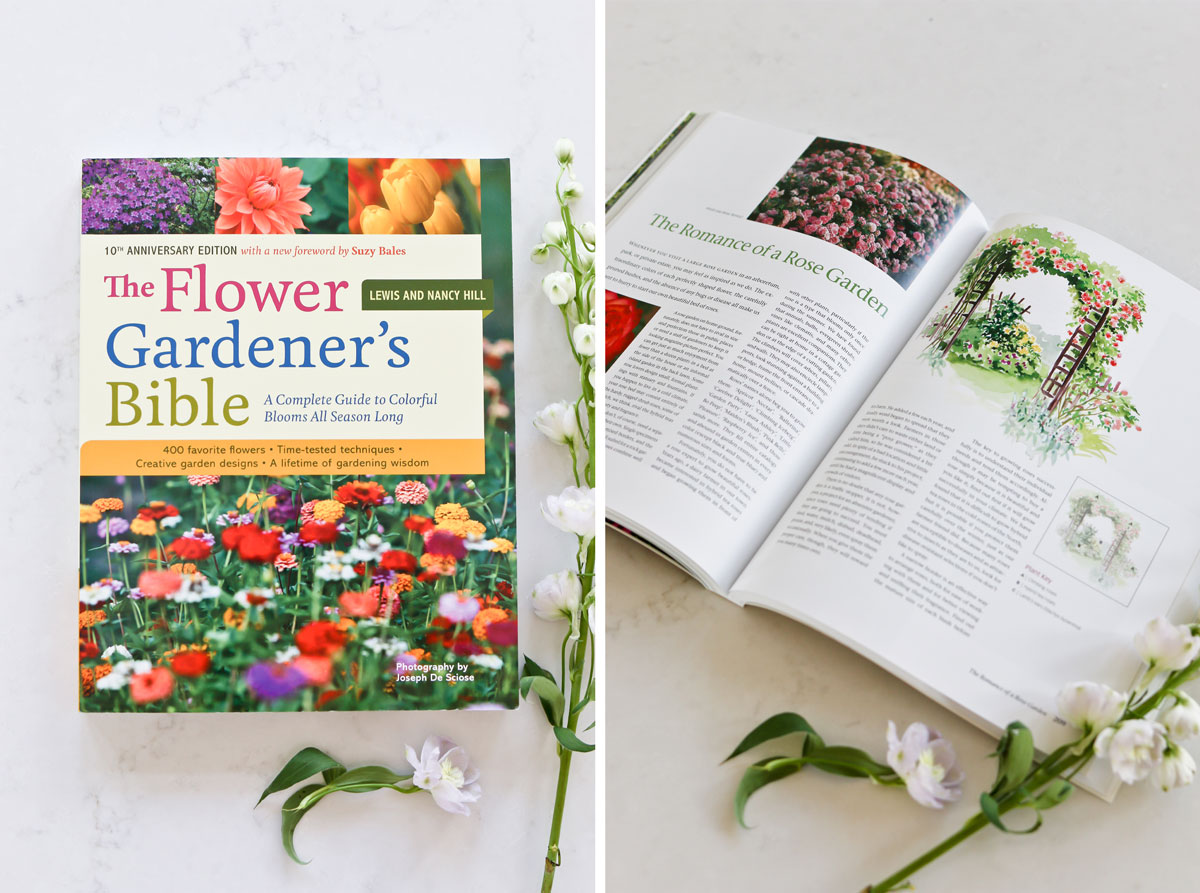 The Flower Gardeners Bible Book Review