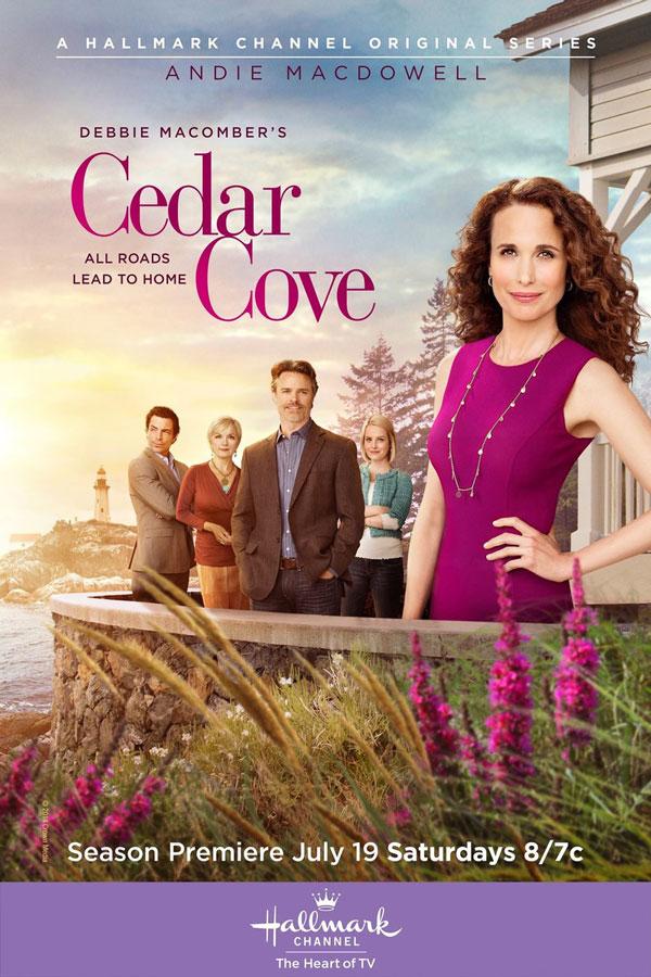 Cedar Cove - clean Hallmark TV show.