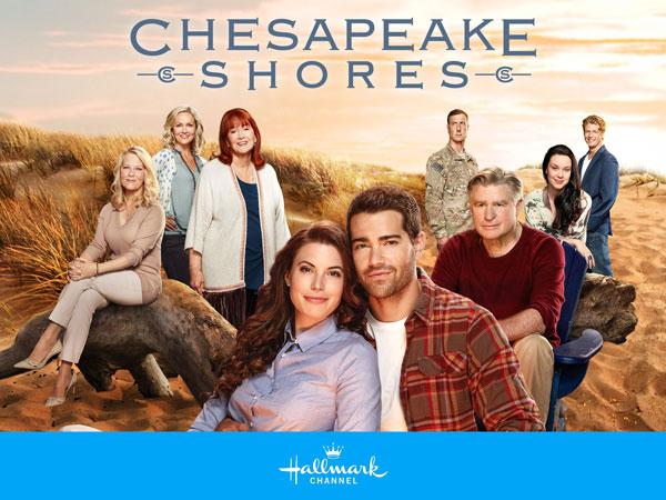 Chesapeake Shores - clean Hallmark TV show.