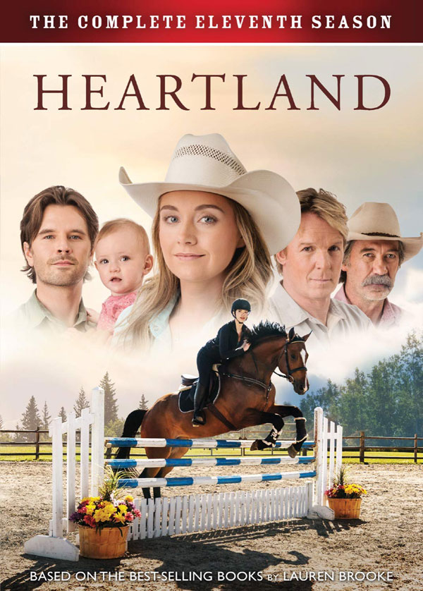 Heartland, clean Hallmark show.