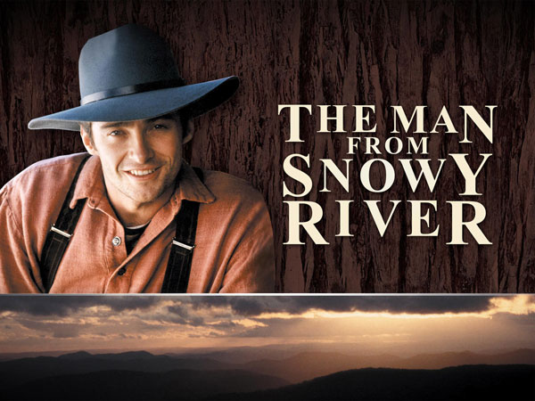 The man from snowy river - clean Hallmark TV show.