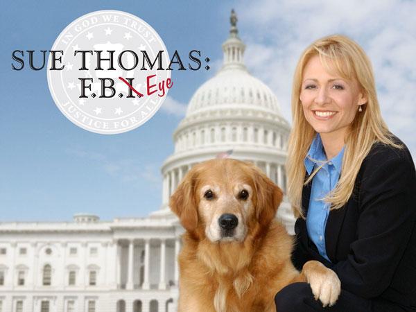 Sue Thomas FBI - Clean Hallmark TV Show.